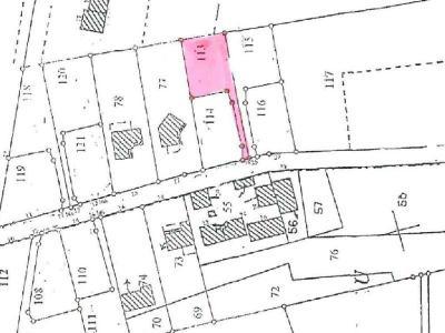 Terrain a batir a vendre Châteaudun 28200 Eure-et-Loir 719 m2  31800 euros