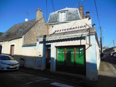 Immeuble de rapport a vendre Châteaudun 28200 Eure-et-Loir 75 m2  65000 euros