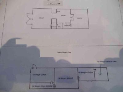 Immeuble de rapport a vendre Châteaudun 28200 Eure-et-Loir 64 m2  108000 euros