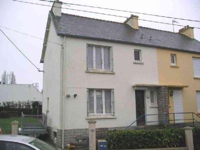 Maison a vendre Pont-Croix 29790 Finistere 70 m2 4 pièces 81712 euros