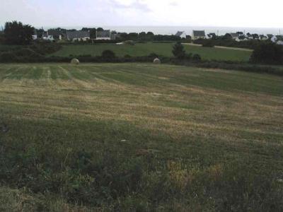 Terrain a batir a vendre Plouhinec 29780 Finistere 2367 m2  94072 euros