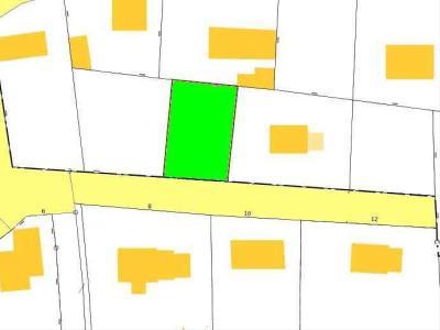 Terrain a batir a vendre Esquibien 29770 Finistere 393 m2  22260 euros