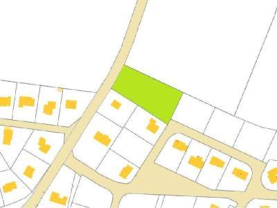 Terrain a batir a vendre Confort-Meilars 29790 Finistere 1773 m2  47700 euros