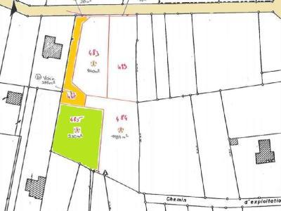 Terrain a batir a vendre Plouhinec 29780 Finistere 930 m2  94072 euros