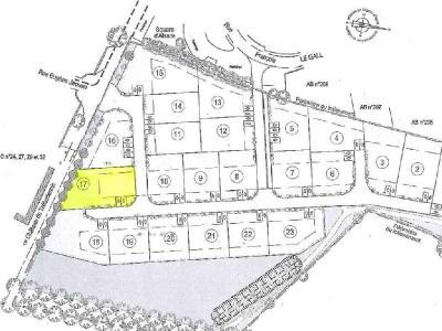 Terrain a batir a vendre Ploudaniel 29260 Finistere 681 m2  69000 euros
