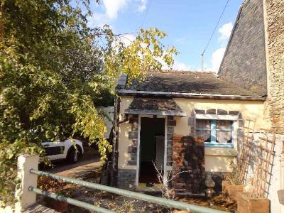 Maison a vendre La Croix-Helléan 56120 Morbihan 52 m2 3 pièces 50950 euros