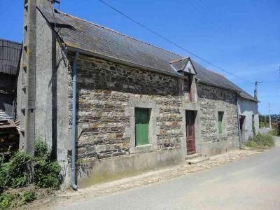 Maison a vendre Bréhan 56580 Morbihan 50 m2 3 pièces 58022 euros