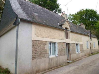 Maison a vendre Les Forges 56120 Morbihan 86 m2 4 pièces 32400 euros