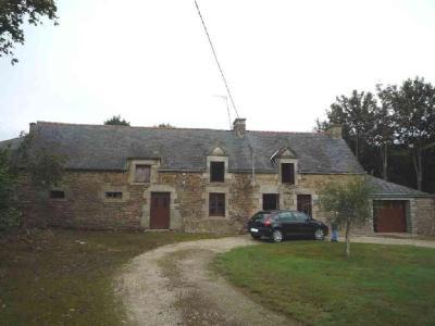 Maison a vendre Pleugriffet 56120 Morbihan 105 m2 4 pièces 145572 euros