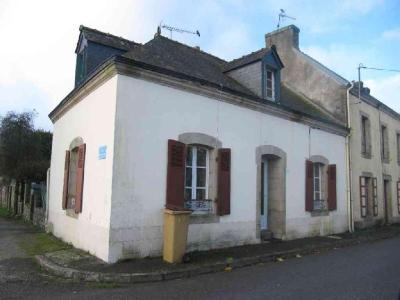 Maison a vendre Roudouallec 56110 Morbihan 45 m2 4 pièces 31800 euros