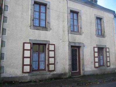 Maison a vendre Roudouallec 56110 Morbihan 80 m2 2 pièces 52872 euros