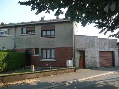 Maison a vendre Mazingarbe 62670 Pas-de-Calais 92 m2 5 pièces 99200 euros