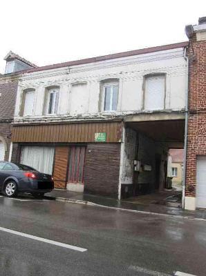 Immeuble de rapport a vendre Bruay-la-Buissière 62700 Pas-de-Calais 148 m2  140400 euros