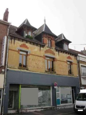 Immeuble de rapport a vendre Béthune 62400 Pas-de-Calais 225 m2  434000 euros