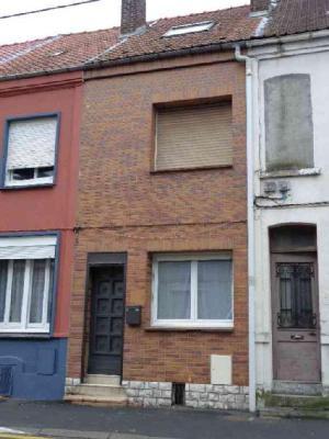 Immeuble de rapport a vendre Béthune 62400 Pas-de-Calais 85 m2  78600 euros