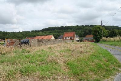 Terrain a batir a vendre Ourton 62460 Pas-de-Calais 856 m2  46000 euros