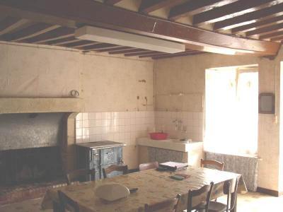 Maison a vendre Saint-Samson 53140 Mayenne 2 pièces 31800 euros