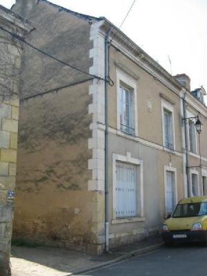 Maison a vendre Bazouges-sur-le-Loir 72200 Sarthe 80 m2 5 pièces 43000 euros