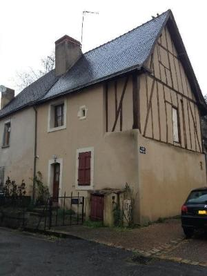 Maison a vendre Clermont-Créans 72200 Sarthe 36 m2 2 pièces 41000 euros