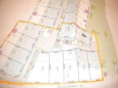 Terrain a batir a vendre Pontivy 56300 Morbihan 338 m2  24910 euros