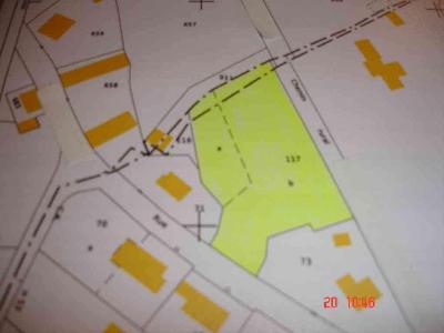 Terrain a batir a vendre Le Faouët 56320 Morbihan 2414 m2  39220 euros