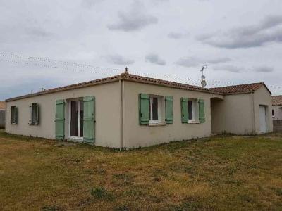 Maison a vendre Chasnais 85400 Vendee 117 m2 5 pièces 181622 euros
