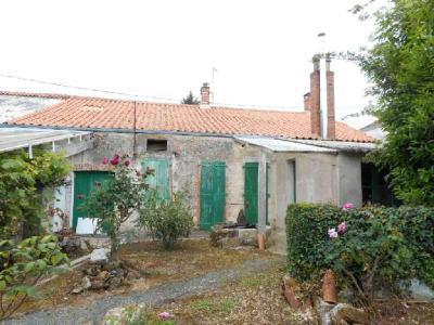 Maison a vendre La Réorthe 85210 Vendee 102 m2 5 pièces 55000 euros