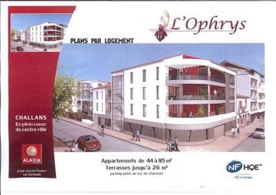 Appartement a vendre Challans 85300 Vendee 102 m2 3 pièces 360000 euros
