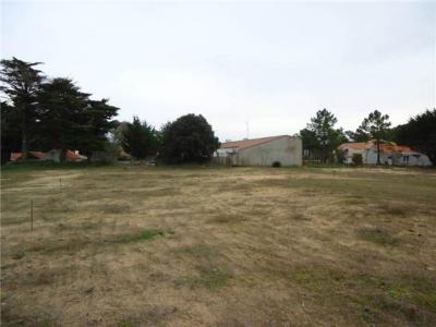 Terrain a batir a vendre Saint-Jean-de-Monts 85160 Vendee 1000 m2  124972 euros