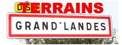 Terrain a batir a vendre Grand'Landes 85670 Vendee 442 m2  24168 euros