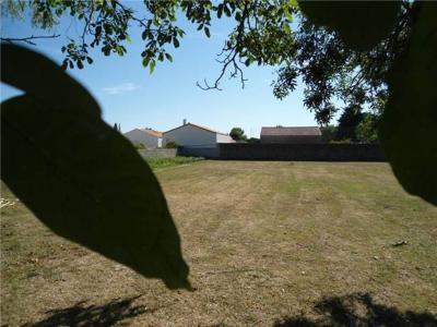 Terrain a batir a vendre Bouin 85230 Vendee 506 m2  37100 euros