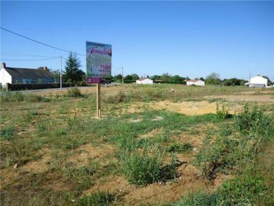 Terrain a batir a vendre Challans 85300 Vendee 758 m2  59927 euros