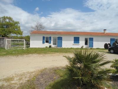 Maison a vendre La Garnache 85710 Vendee 96 m2 4 pièces 359800 euros