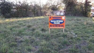 Terrain a batir a vendre Falleron 85670 Vendee 812 m2  42400 euros