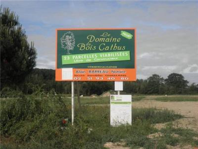 Terrain a batir a vendre Saint-Gervais 85230 Vendee 487 m2  38716 euros