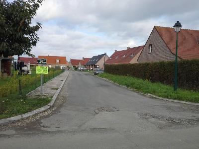 Terrain a batir a vendre Ochtezeele 59670 Nord 632 m2  62142 euros