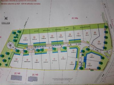 Terrain a batir a vendre Saint-Sulpice-de-Royan 17200 Charente-Maritime 664 m2  97120 euros