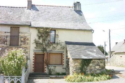 Maison a vendre Saint-Senoux 35580 Ille-et-Vilaine 73 m2 3 pièces 96132 euros