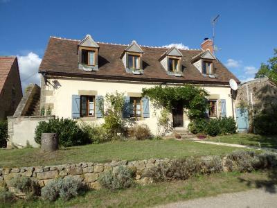 Maison a vendre Buxières-les-Mines 03440 Allier 170 m2 8 pièces 193000 euros
