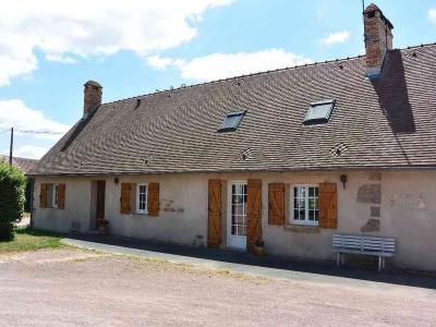 Maison a vendre Le Vilhain 03350 Allier 165 m2 10 pièces 310372 euros