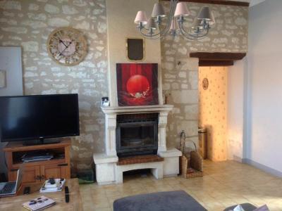 Maison a vendre Saint-Christophe 86230 Vienne 134 m2 5 pièces 104400 euros