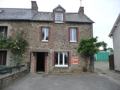 Maison a vendre Pleugueneuc 35720 Ille-et-Vilaine 77 m2 5 pièces 124972 euros