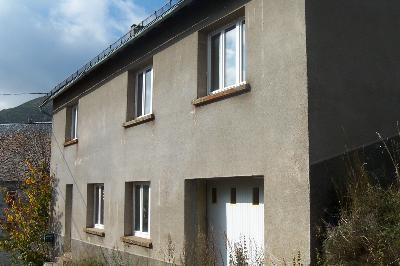 Maison a vendre Paulhac 15430 Cantal 150 m2 7 pièces 66780 euros
