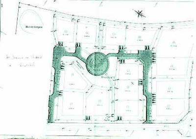 Terrain a batir a vendre Loutehel 35330 Ille-et-Vilaine 609 m2