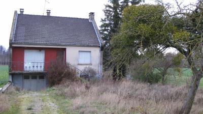 Maison a vendre Donnement 10330 Aube 6 pièces 80000 euros