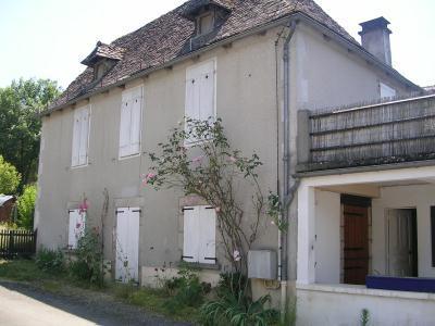Maison a vendre Monceaux-sur-Dordogne 19400 Correze 160 m2 6 pièces 88910 euros