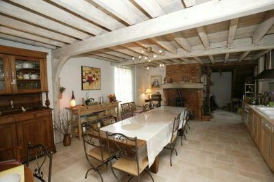propriete a vendre Giffaumont-Champaubert 51290 Marne 8 pièces 640000 euros
