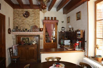 Maison a vendre Gombergean 41310 Loir-et-Cher 125 m2 4 pièces 176472 euros