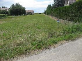 Terrain a batir a vendre Pringy 51300 Marne 1238 m2  43000 euros