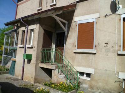 Maison a vendre Plancher-les-Mines 70290 Haute-Saone 4 pièces 42400 euros